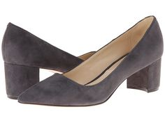 Nine West Ike Black Suede - Zappos.com Free Shipping BOTH Ways
