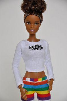 Made To Move Barbie - Black Skin Tone | I really do enjoy th… | Flickr