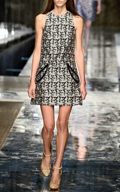 Christopher Kane Spring/Summer 2014 Trunkshow Look 6 on Moda Operandi