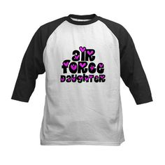 Air Force Daughter Shirt #Cafepress #airforcedaughter