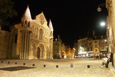 France - Notre Dame la Grande, Poitiers