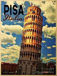 Vintage travel - Europe
