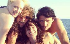"""Viagens, praias, bares e festas nas férias dos atores de """"Game of Thrones"""" - Séries de TV - iG"""