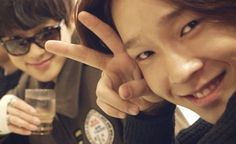WINNER's Kang Seung Yoon and Nam Tae Hyun talked about their chemistry and relationship on the latest episode of Mnet's 'WINNER TV,' which aired over the weekend. Description from ksyupdates.wordpress.com. I searched for this on bing.com/images