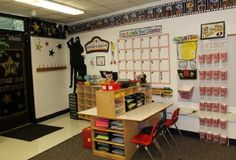 Classrooms for kiddos with autism