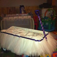 Flower girl wagon made by me :)