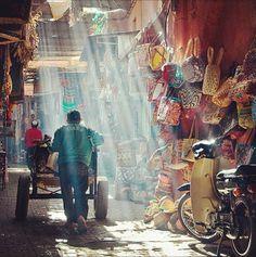 Souk Agadir - Morocco