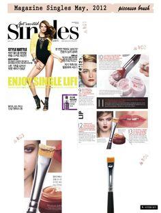 press-Magazine Singles May, 2012 www.piccassobeauty.net