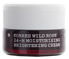 Korres Wild Rose 24-hour Moisturising Cream SPF 6 40 ml.