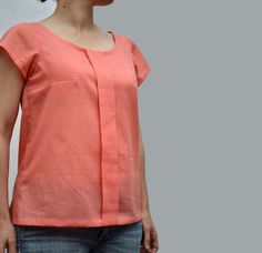 Great Tops to Make Out of Woven Fabric - Rae Gun Ramblings