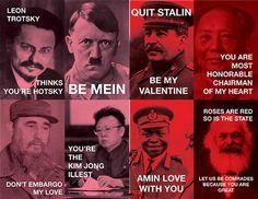 Leon Trotsky thinks you're hotsky.
