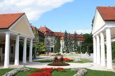 Piestany, Slovakia, where I used to live!