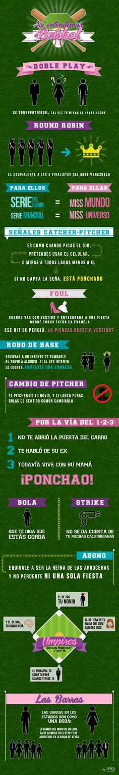 Beisbol para niñas / Baseball for girls