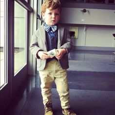 If I had a little boy he would definitely have a collection of bow ties.