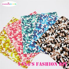 1PCS   High Quality DIY camouflage  PU leathers/Synthetic leather/DIY fabric 20x22cm per pcs CAN CHOOSE-in Synthetic Leather from Home & Garden on Aliexpress.com | Alibaba Group