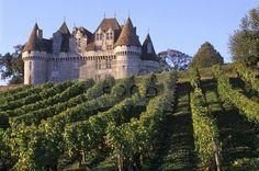 Château Monbazillac, Bergerac, Bordeaux, France