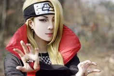 Nguồn: 데이다라 - LeeaRaS2(아라) Deidara Cosplay Photo - Cure WorldCosplay Charater: Deidara Anime: Naruto