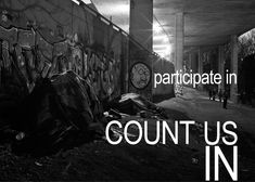 "Join us in the annual COUNT US IN, a county-wide effort of determining how many people are experiencing homelessness here in King County. Sign up to be a volunteer here: http://allhomekc.org/king-county-point-in-time-pit-count/. IMPORTANT NOTE: please do not just click ""interested"" or ""going"" on Facebook, you do need to signUP to take part. Volunteers will be asked to work in teams of 2-3 to conduct a visual count of individuals experiencing homelessness in the early hours of Friday, January…"