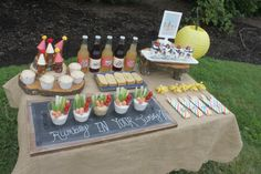 Hundred Acre Wood Picnic Party - lots of really fun ideas in this post!!