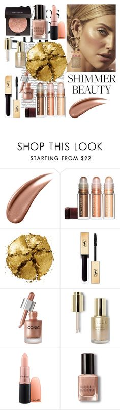 """""""Perfect sunlight 🔆"""" by uapno ❤ liked on Polyvore featuring beauty, Pat McGrath, Stila, Bobbi Brown Cosmetics and Laura Mercier"""