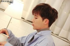 180227 Kim Sunggyu Naver update  10 Stories - Behind the scenes jacket photoshoot #김성규 #True_Love #10_Stories #Kim_Sung_Kyu