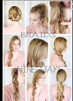 Cool Easy Hairstyles 41 diy cool easy hairstyles that real people can actually do at home Cool Easy Hairstyles Tumblr Google Search