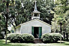 LSU Rural Life Museum in Baton Rouge, LA.
