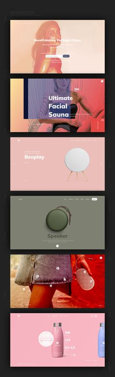 Clippers UI Kit + Free Sample on Behance
