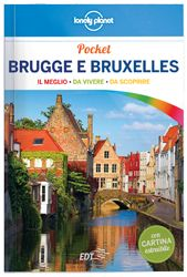 Brugge e Bruxelles Pocket - Brugge (Bruges), romantica e intessuta di canali, e Bruxelles, vivace e internazionale, sono entrambe imperdibili. Certo, la capitale è molto più grande, ma ambedue le città sfoggiano canali solcati da barche e battelli, parchi silenziosi, una rete di piste ciclabili, mercatini affollati, negozi di tendenza e musei d'arte ricchi di opere di artisti belgi, dai capolavori di Bruegel il vecchio a Tintin; per non parlare di birra e cioccolato tra i migliori al mondo.