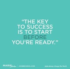 $5 Per Day Gets You a Seat in Marie Forleo's B-School - Ready to rock 2014?