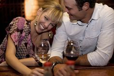 Checking In! Romantic date night ideas