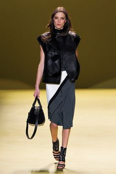 J. Mendel at New York Fashion Week Fall 2014 - Runway Photos