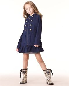 Juicy Couture, ropa para niñas y accesorios de moda de Juicy Couture, moda infantil colección de invierno