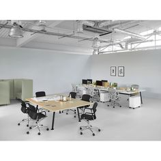 Memo Meeting Table By Herman Miller  Meeting Tables