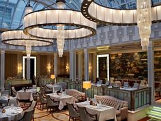 The Lanesborough, London, my favorite hotel. Old world luxury at its best.
