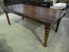 Dining Room Table from Nadeau $588