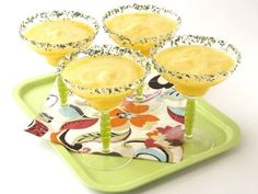 Mango Margarita Recipe : Michael Chiarello : Food Network