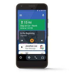 Android Auto 2.0 มาแล้ว ใช้กับสมาร์ทโฟนได้ด้วย ไม่ต้องต่อกับหน้าจอรถยนต์
