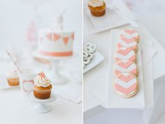 Party ideas for babies by The Confetti Co.   100 Layer Cakelet