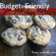 Holiday baking can get expensive. Learn a few of my favorite tips for keeping holiday baking budget-friendly without sacrificing at all.