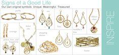 Sophia and Chloe Jewelry Designs by Nathalie Sherman