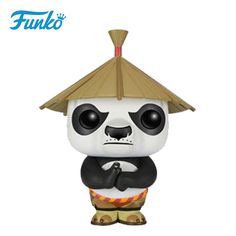 cool POP MOVIES KUNG FU PANDA PO W/ HAT Collectibles Figurines