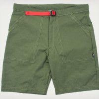 topo mountain ripstop shorts