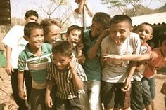 Honduras boys :)  We led a Bible club for many children in the afternoons.