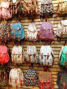 Backpacks galore http://grosirjualtaslokalmurah.blogspot.com/