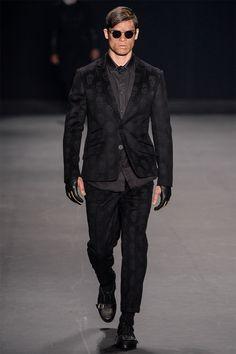 Alexandre Herchcovitch Fall/Winter 2014 / Sao Paulo Fashion Week
