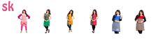 Womens Georgette Kurtas & Kurtis more information:-shopking24.com Phone :- 0261-6452111 Whatsapp :- 9723363347