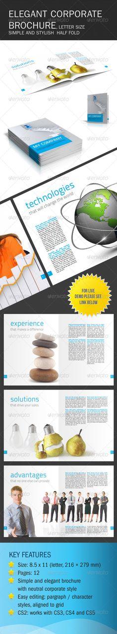 35 Best Brochure Inspiration Images On Pinterest Brochure
