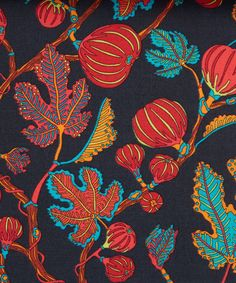 Liberty Art Fabrics Alma B Tana Lawn   Fabric by Liberty Art Fabrics   Liberty.co.uk