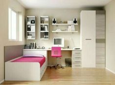 cool 15 Gorgeous Small Bedroom Ideas that Boost Your Freedom